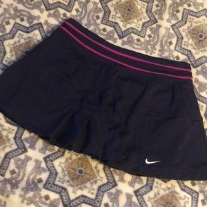 Nike tennis pleated skirt